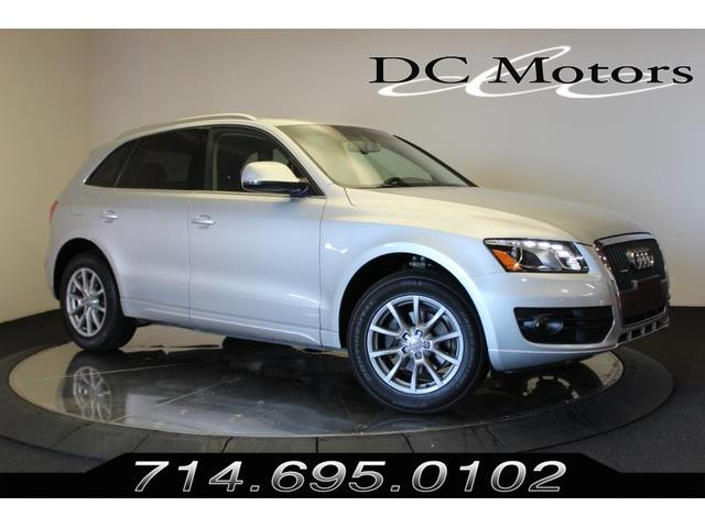 2012 Audi Q5 (CC-1362993) for sale in Anaheim, California