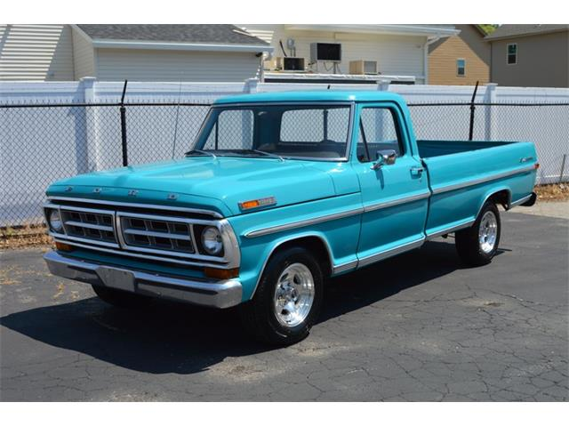 1971 Ford F100 (CC-1363002) for sale in Springfield, Massachusetts