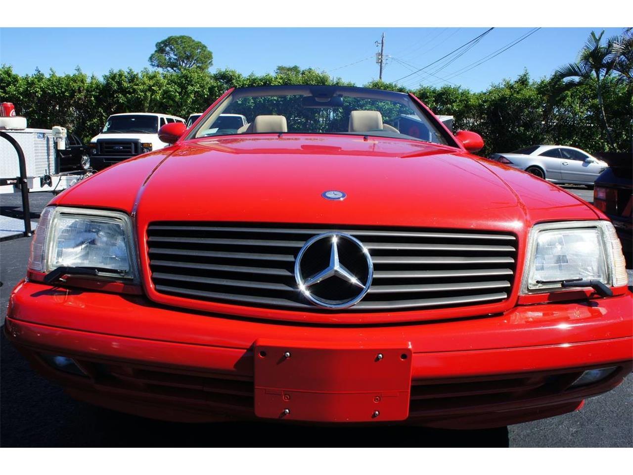 1999 Mercedes-Benz SL500 (CC-1360301) for sale in Lantana, Florida