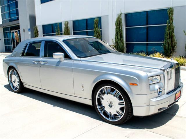 2007 Rolls-Royce Phantom (CC-1363022) for sale in Anaheim, California