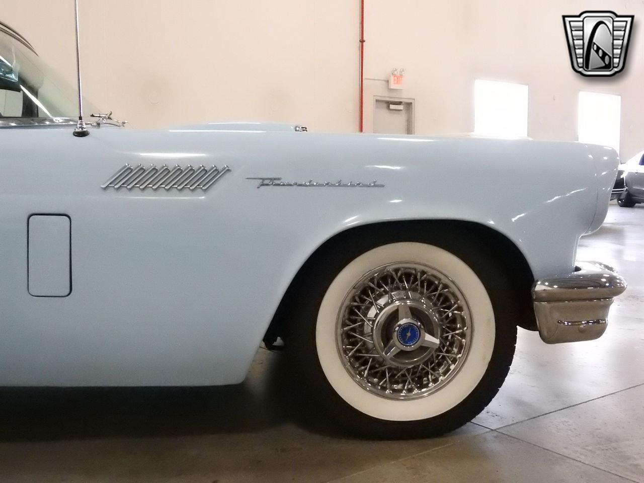1957 Ford Thunderbird (CC-1363024) for sale in O'Fallon, Illinois