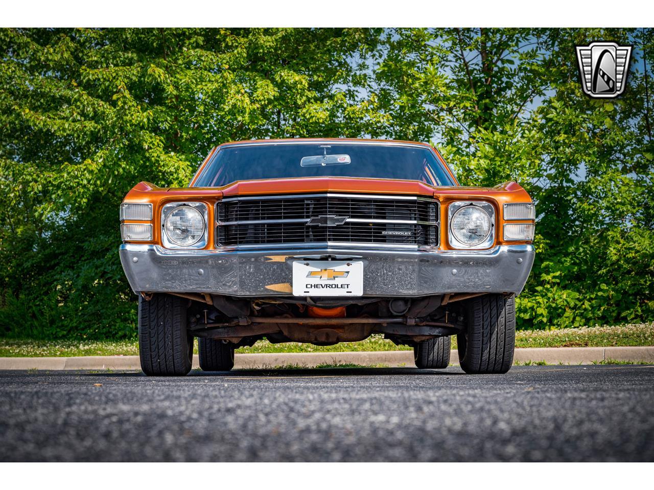 1971 Chevrolet Chevelle (CC-1363037) for sale in O'Fallon, Illinois