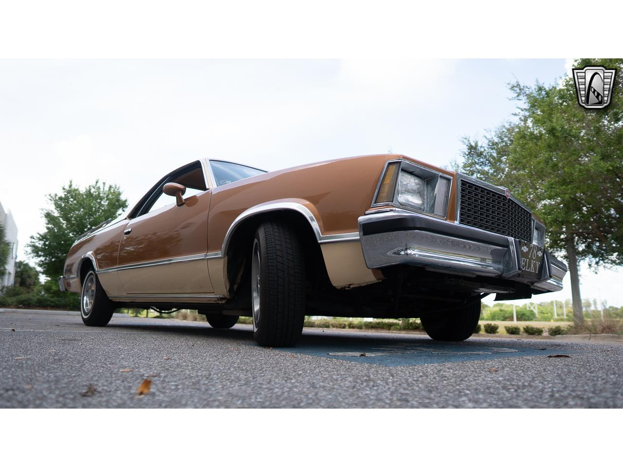 1978 Chevrolet El Camino (CC-1363039) for sale in O'Fallon, Illinois