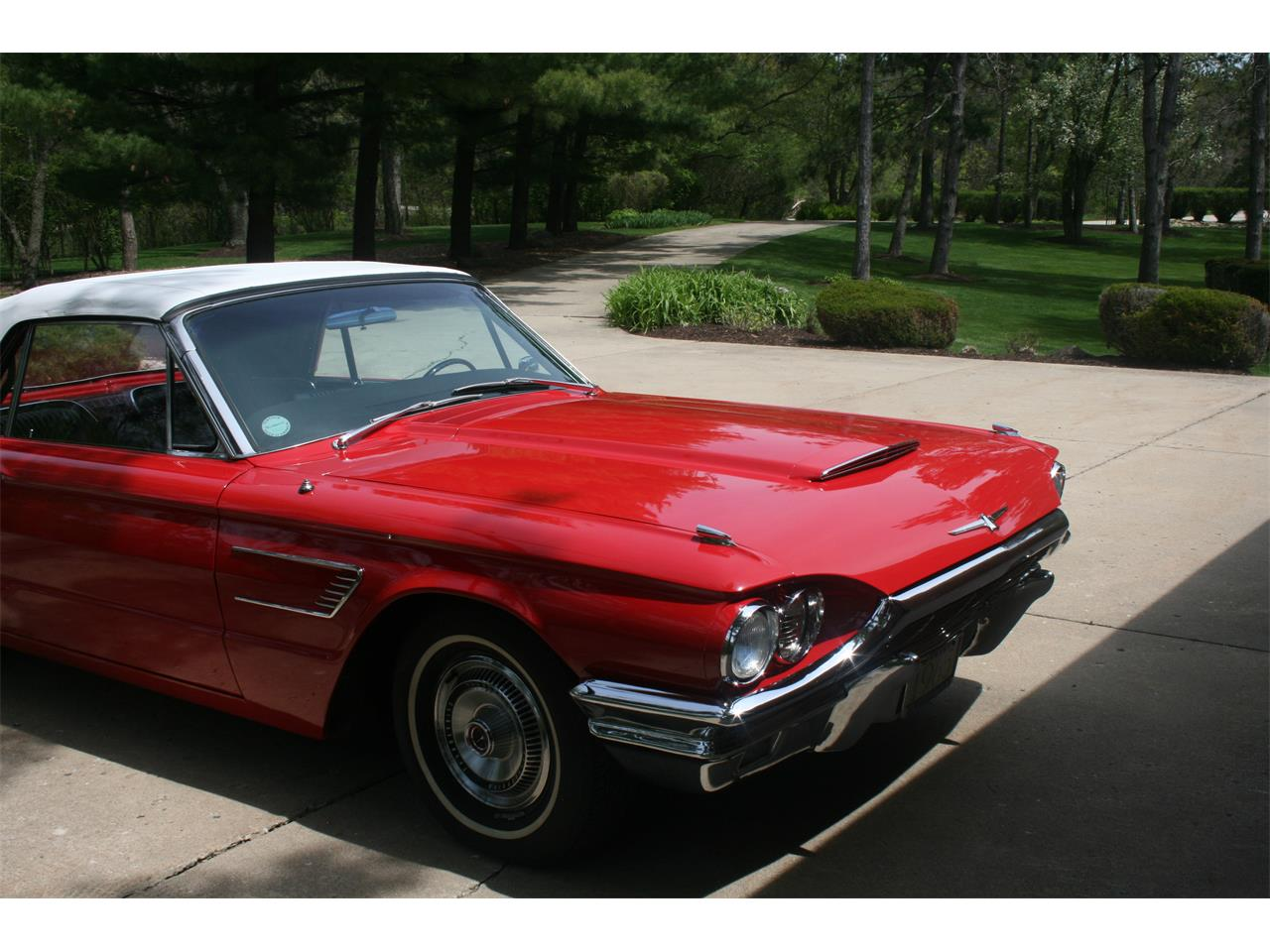 1965 Ford Thunderbird (CC-1363048) for sale in Woodstock, Illinois