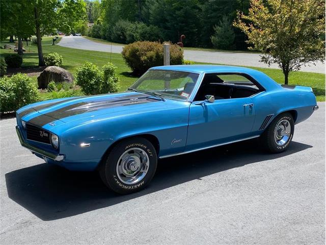 1969 Chevrolet Camaro (CC-1363050) for sale in Pelham, New Hampshire