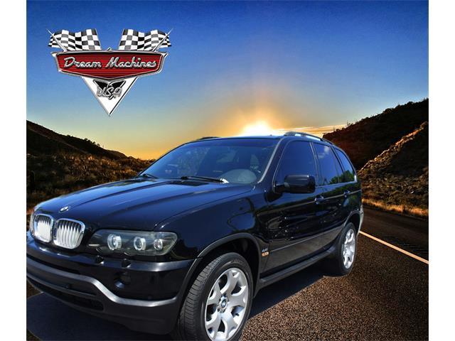 2001 BMW X5 (CC-1360306) for sale in Lantana, Florida