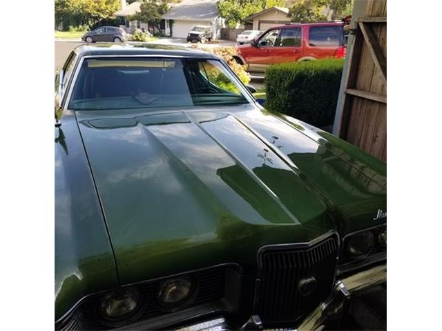 1972 Mercury Cougar XR7 (CC-1363072) for sale in Vacaville, California