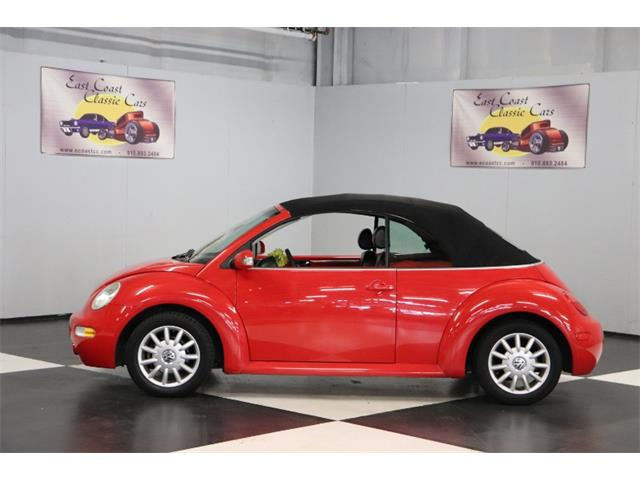 2004 Volkswagen Beetle (CC-1363074) for sale in Lillington, North Carolina