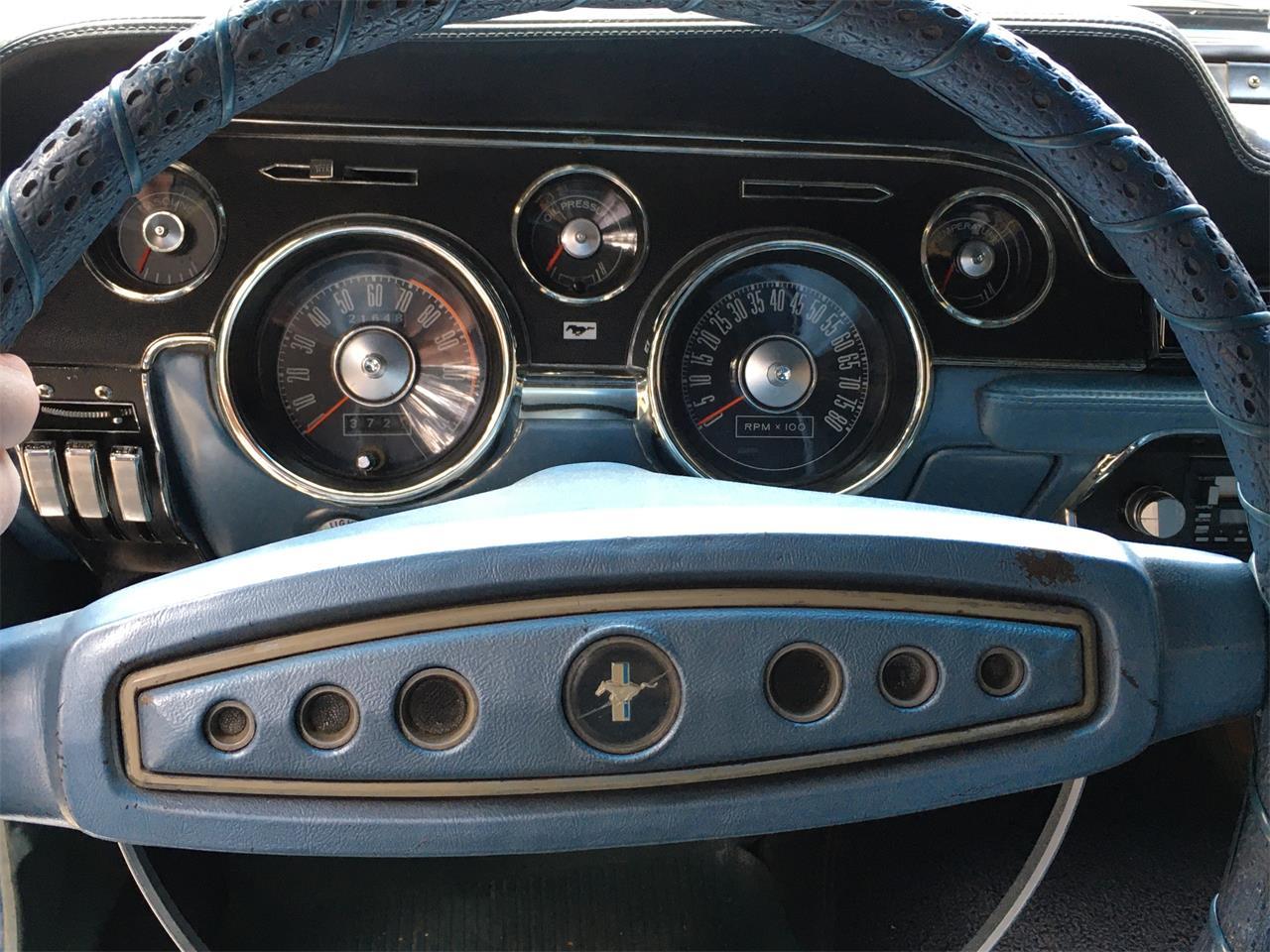 1968 Ford Mustang GT (CC-1363083) for sale in Ronald, Washington