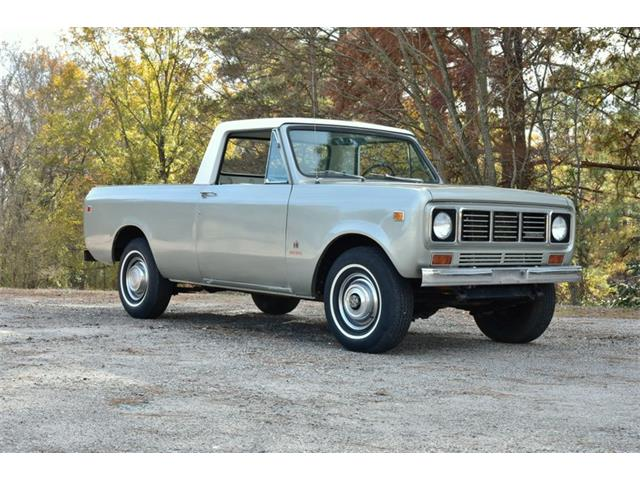 1976 International Scout (CC-1363101) for sale in Youngville, North Carolina