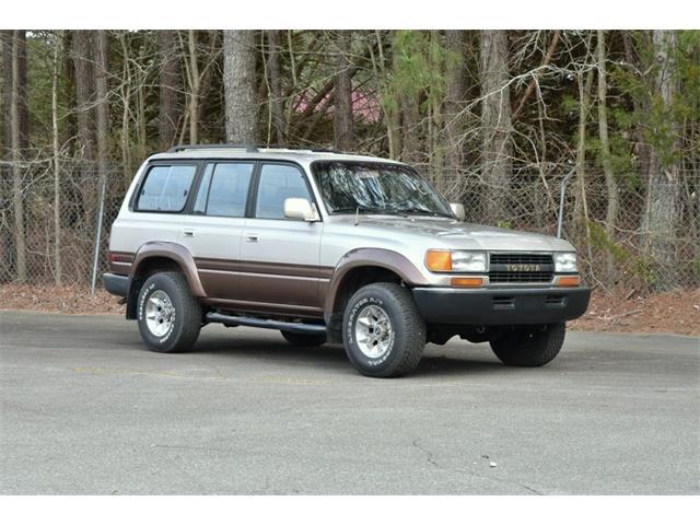 1991 Toyota Land Cruiser FJ