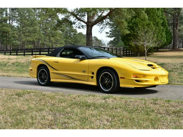 2002 Pontiac Firebird Trans Am (CC-1363115) for sale in Youngville, North Carolina