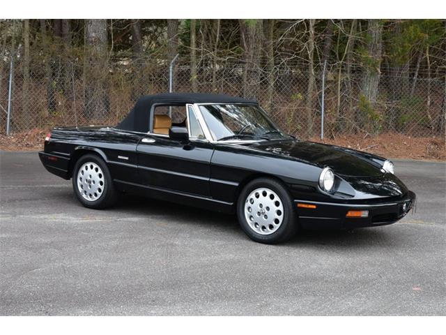 1991 Alfa Romeo Spider (CC-1363119) for sale in Youngville, North Carolina