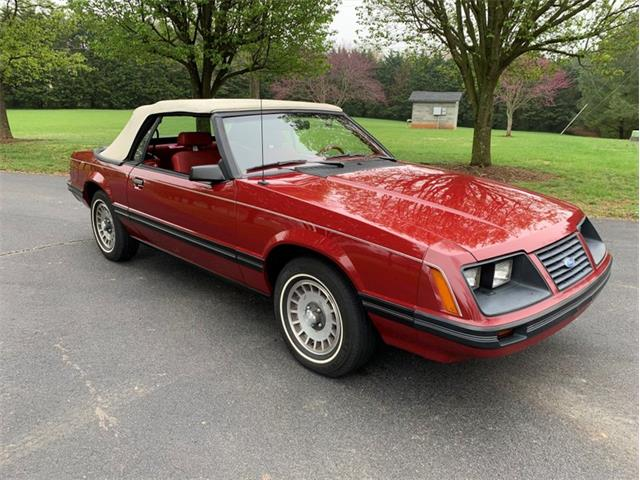 1983 Ford Mustang (CC-1363132) for sale in Youngville, North Carolina
