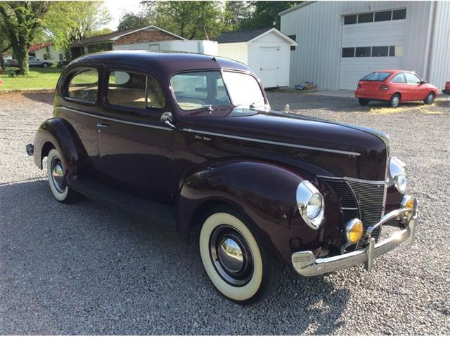 1940 Ford 2-Dr Sedan (CC-1363139) for sale in Youngville, North Carolina