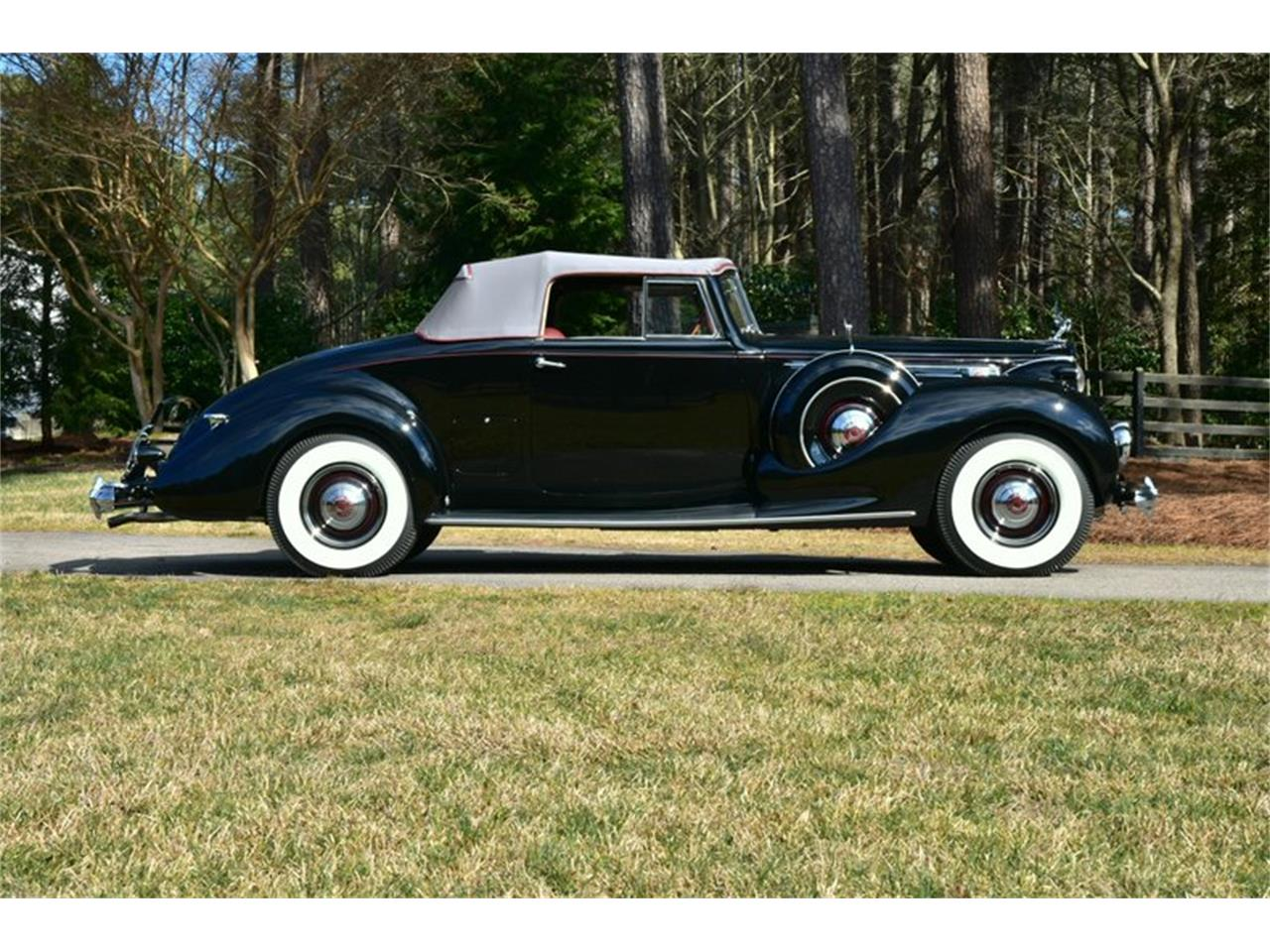 1939 Packard 1707 (CC-1363147) for sale in Youngville, North Carolina