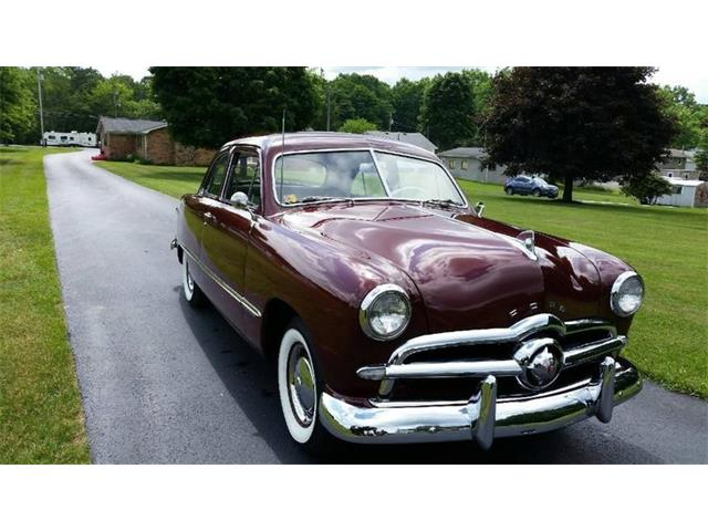 1949 Ford Custom (CC-1363153) for sale in Youngville, North Carolina