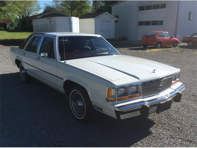 1989 Ford Crown Victoria (CC-1363166) for sale in Youngville, North Carolina