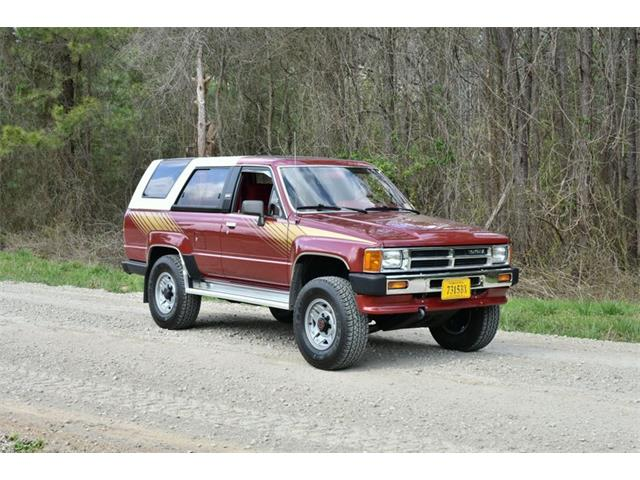 1987 Toyota 4Runner (CC-1363169) for sale in Youngville, North Carolina