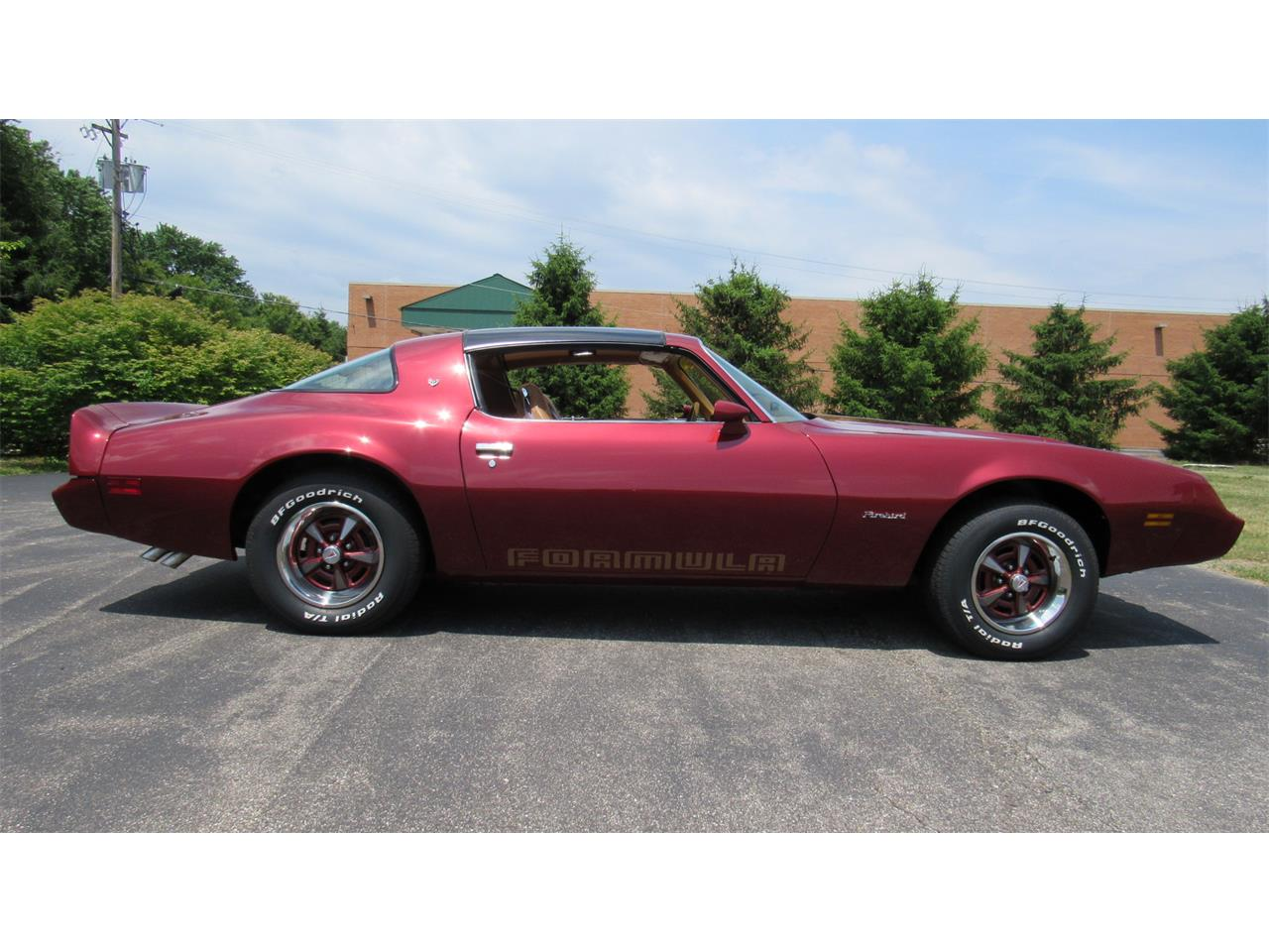1979 Pontiac Firebird Formula (CC-1360317) for sale in Milford, Ohio