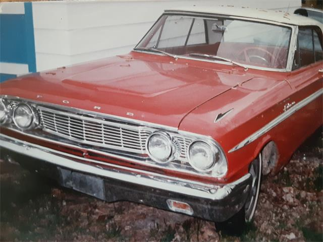 1964 Ford Fairlane 500 (CC-1360318) for sale in Sparta, Wisconsin