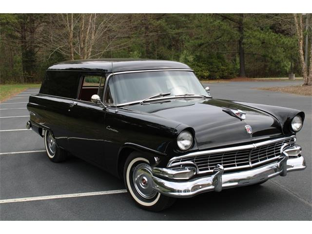 1956 Ford Courier (CC-1363186) for sale in Youngville, North Carolina