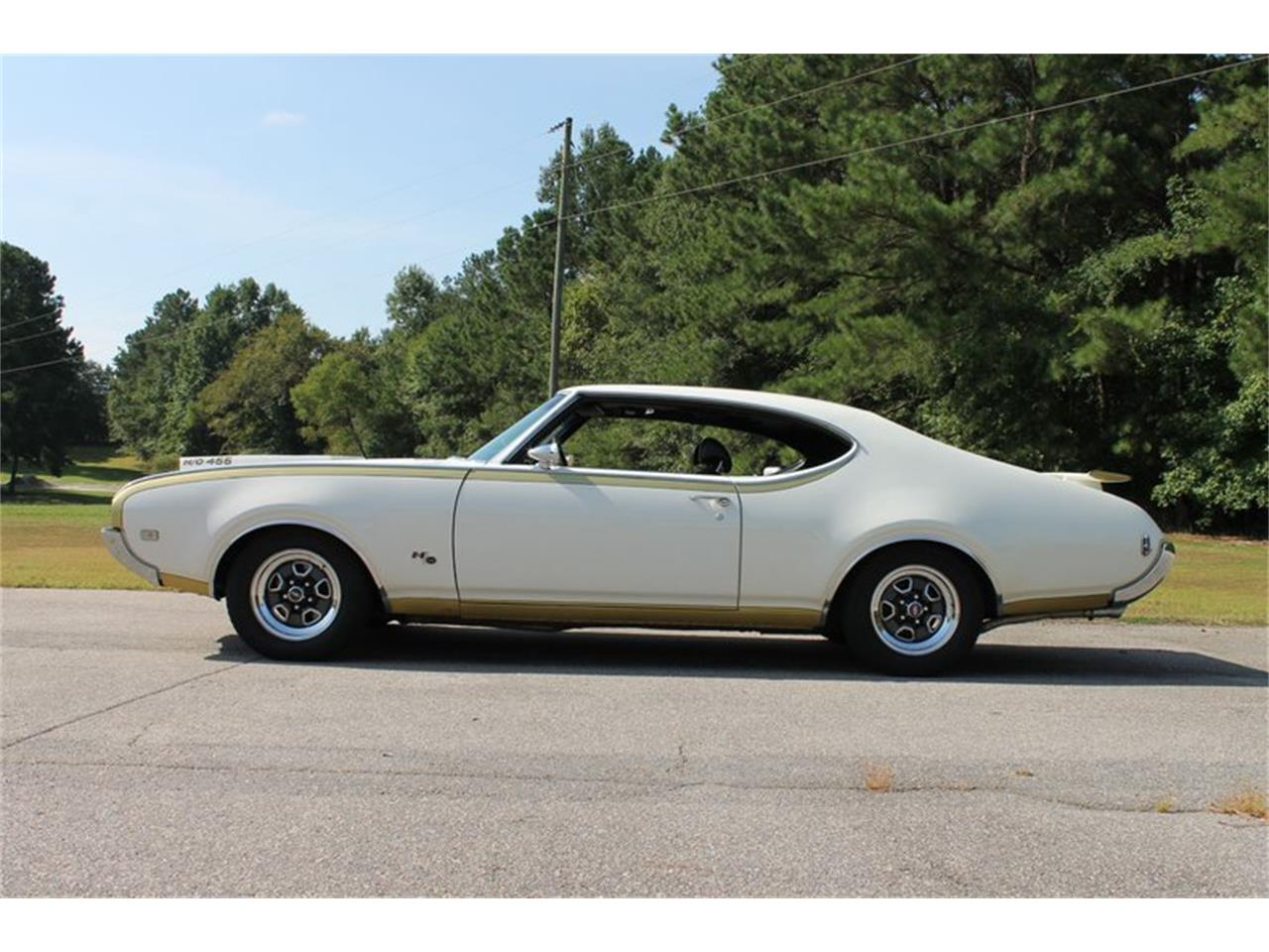 1969 Oldsmobile Cutlass (CC-1363189) for sale in Youngville, North Carolina