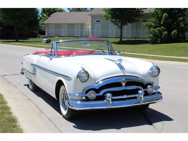 1954 Packard 400 (CC-1363214) for sale in Youngville, North Carolina