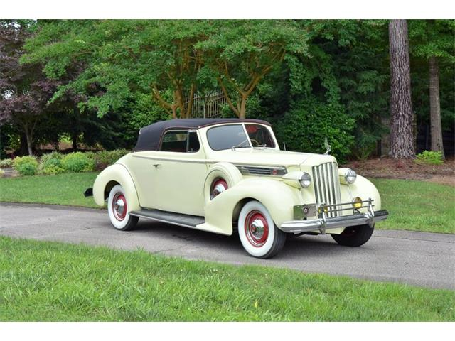 1939 Packard 1279 (CC-1363225) for sale in Youngville, North Carolina