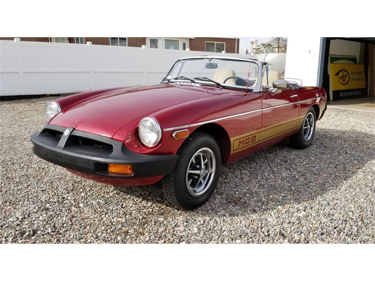 1977 MG MGB (CC-1363235) for sale in Sandy, Utah