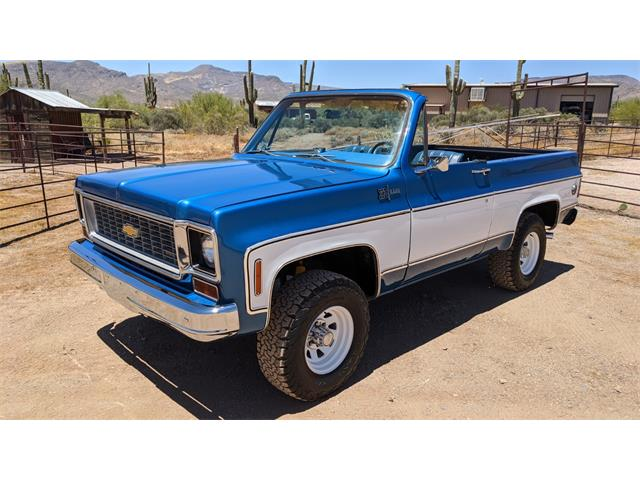 1974 Chevrolet Blazer (CC-1363245) for sale in North Phoenix , Arizona