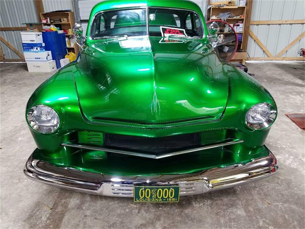 1951 Mercury 2-Dr Coupe (CC-1360326) for sale in Franklinton, Louisiana