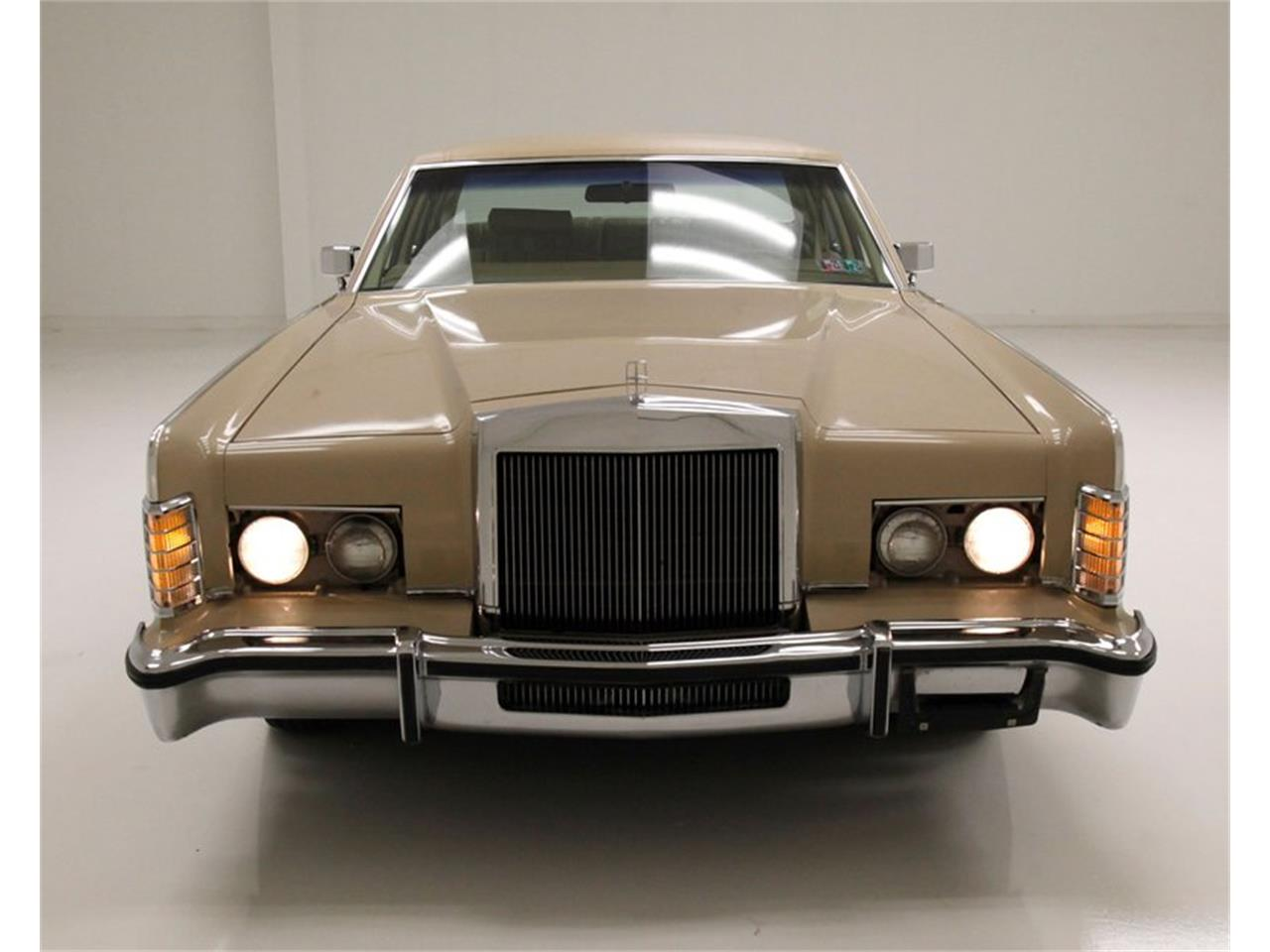 1978 Lincoln Continental (CC-1363263) for sale in Morgantown, Pennsylvania