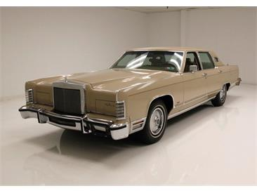 1978 Lincoln Continental (CC-1363263) for sale in Morgantown, Pennsylvania