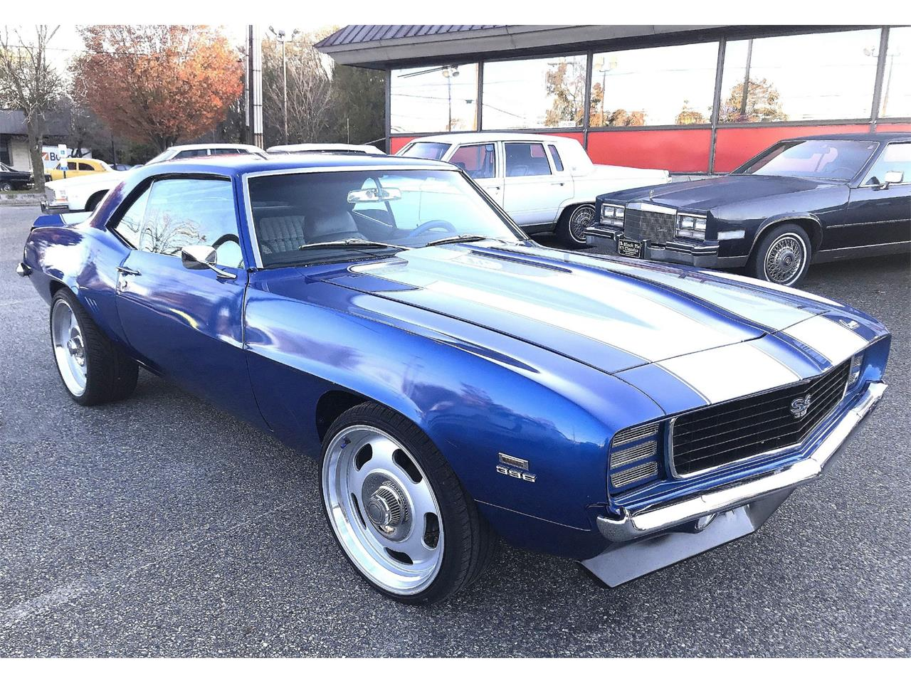 1969 Chevrolet Camaro SS (CC-1363286) for sale in Stratford, New Jersey