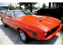 1971 Ford Mustang Mach 1 (CC-1363287) for sale in Stratford, New Jersey