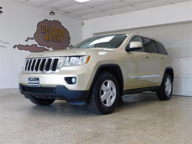 2011 Jeep Grand Cherokee (CC-1363290) for sale in Hamburg, New York
