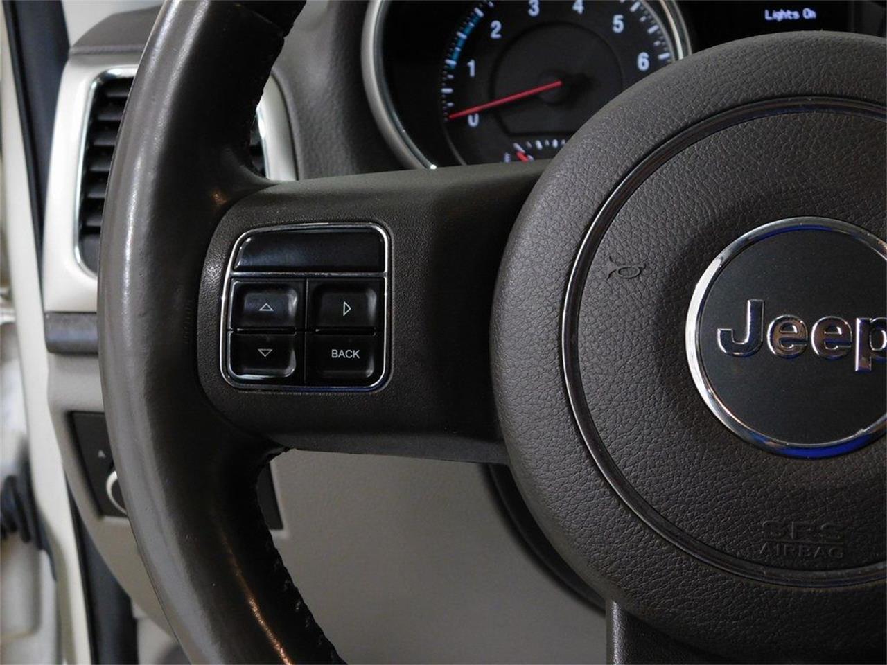 2011 Jeep Grand Cherokee (CC-1363290) for sale in Hamburg, New York
