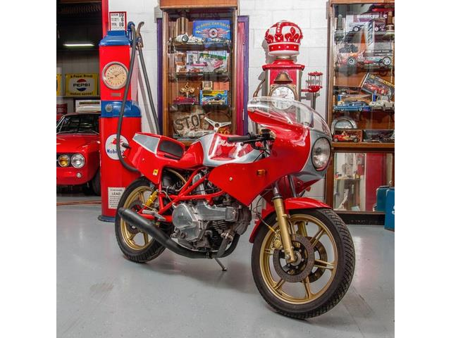 1981 Ducati Motorcycle (CC-1363296) for sale in St. Louis, Missouri