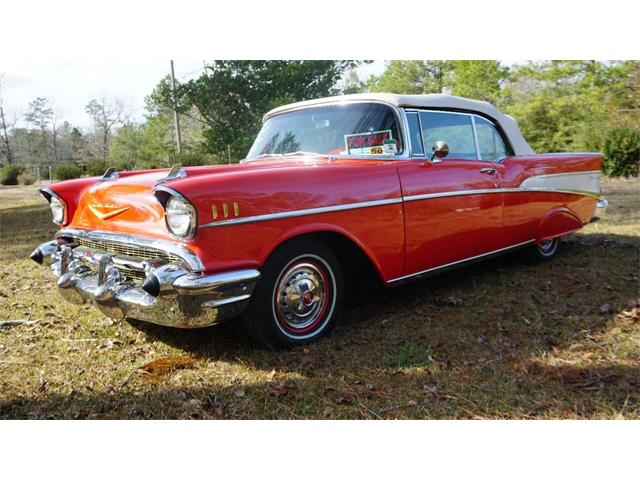 1957 Chevrolet Bel Air (CC-1360330) for sale in Franklinton, Louisiana