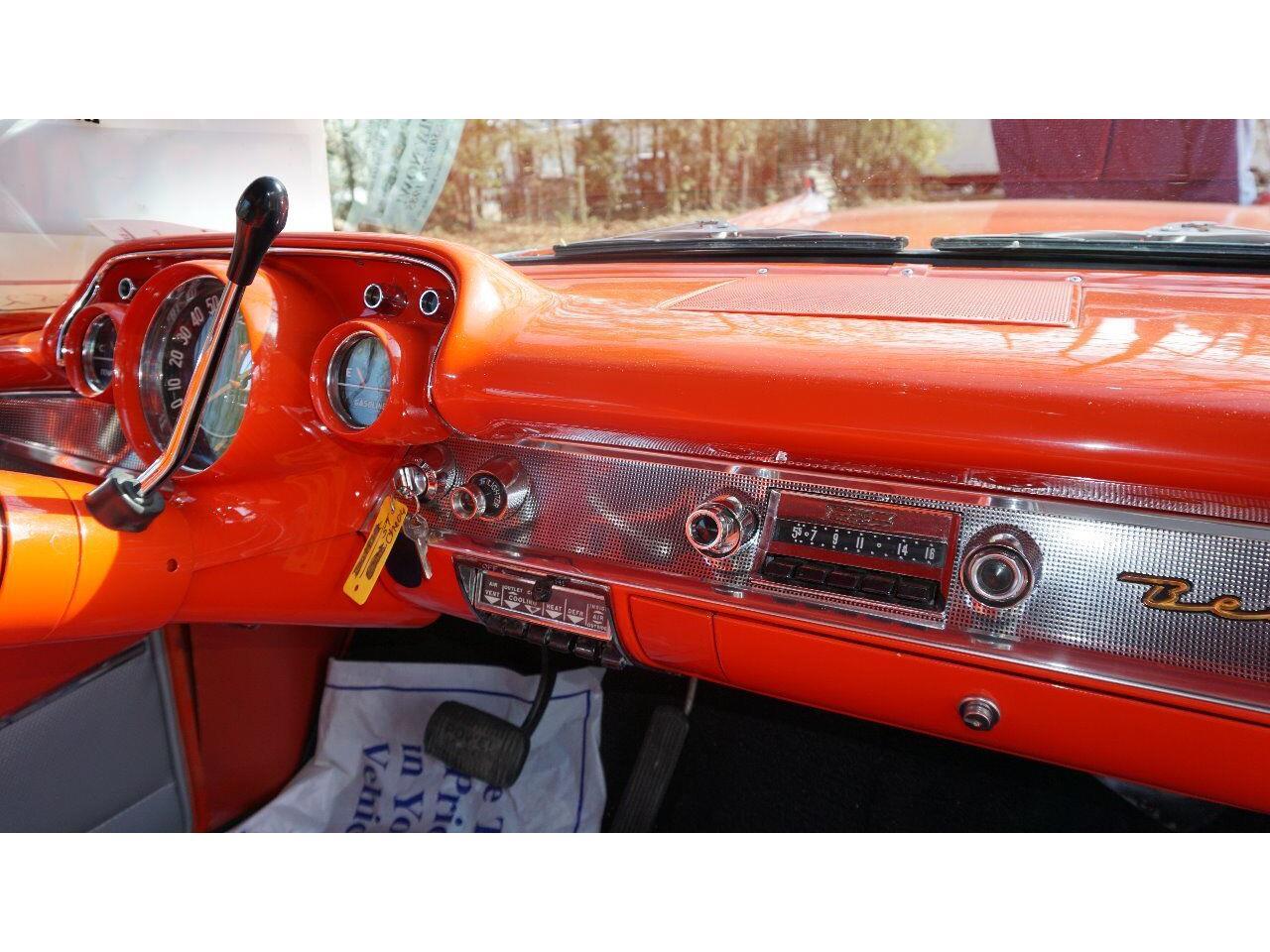 1957 Chevrolet Bel Air (CC-1360330) for sale in Franklinton, Louisiana