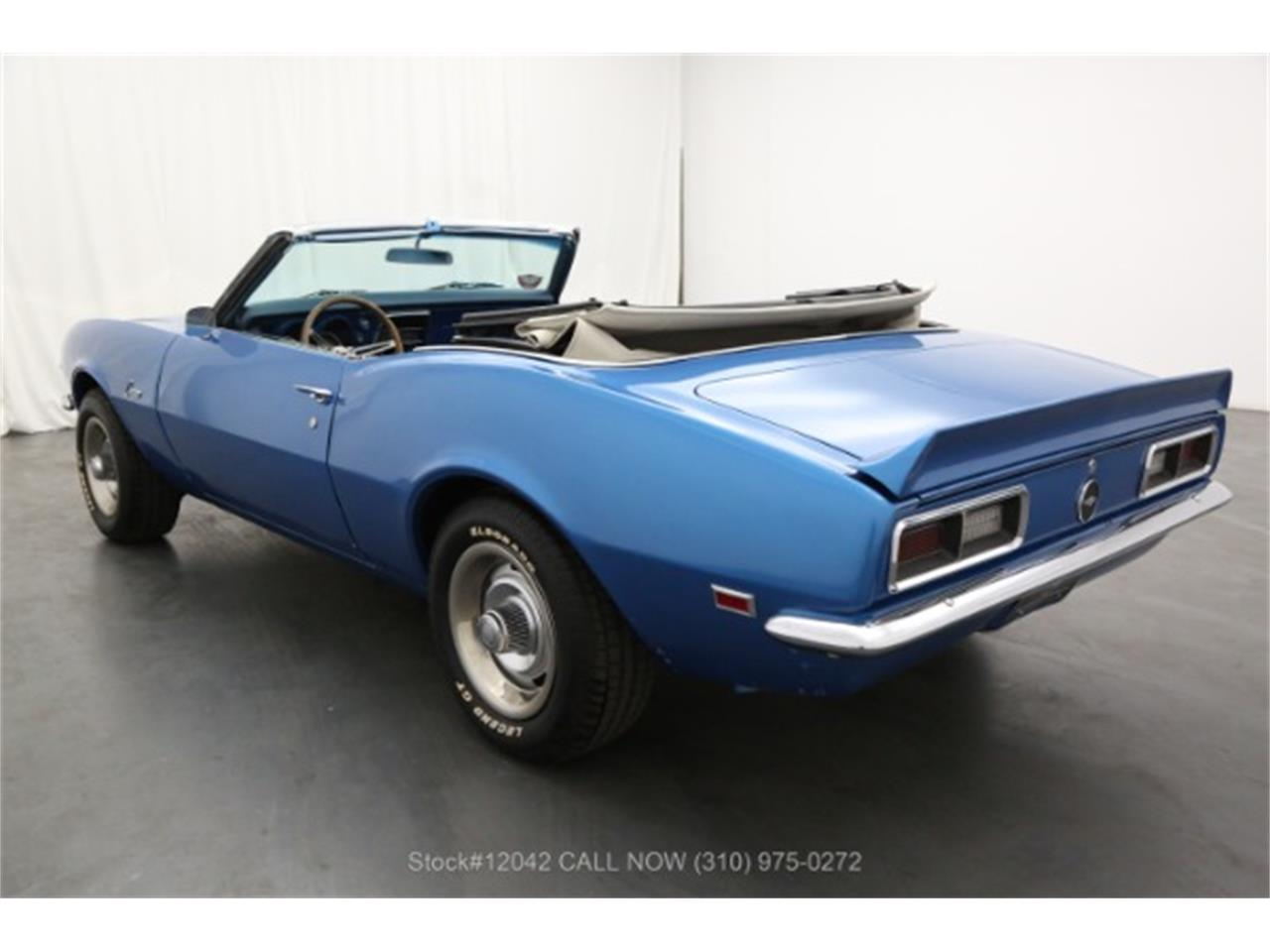 1968 Chevrolet Camaro (CC-1363309) for sale in Beverly Hills, California