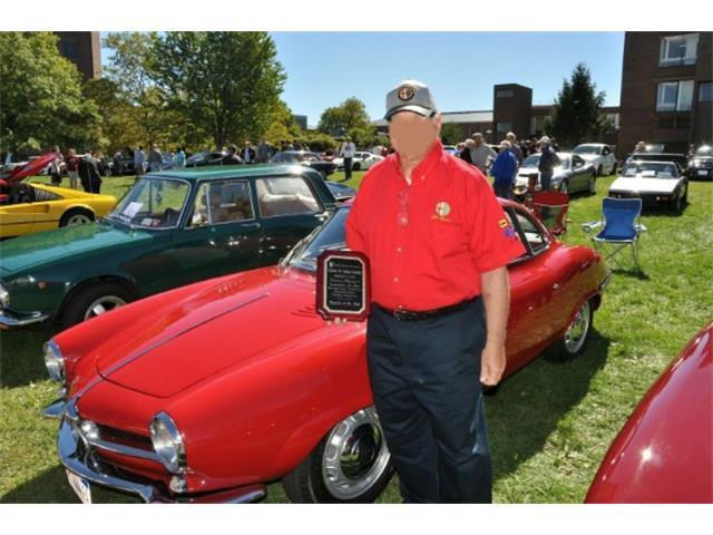 1960 Alfa Romeo Giulietta Sprint Speciale (CC-1363311) for sale in Beverly Hills, California