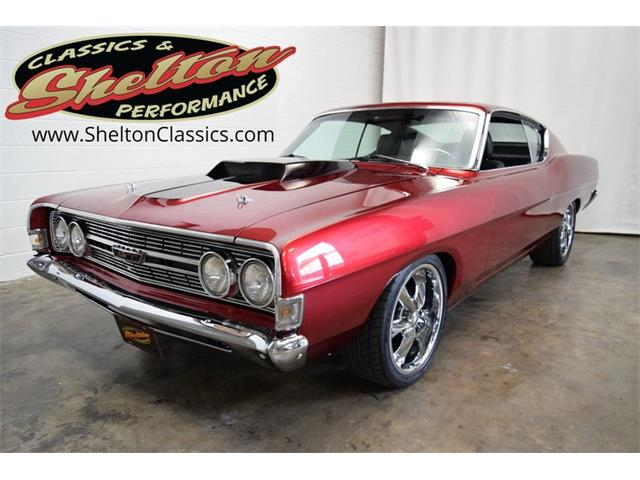 1968 Ford Torino (CC-1363318) for sale in Mooresville, North Carolina