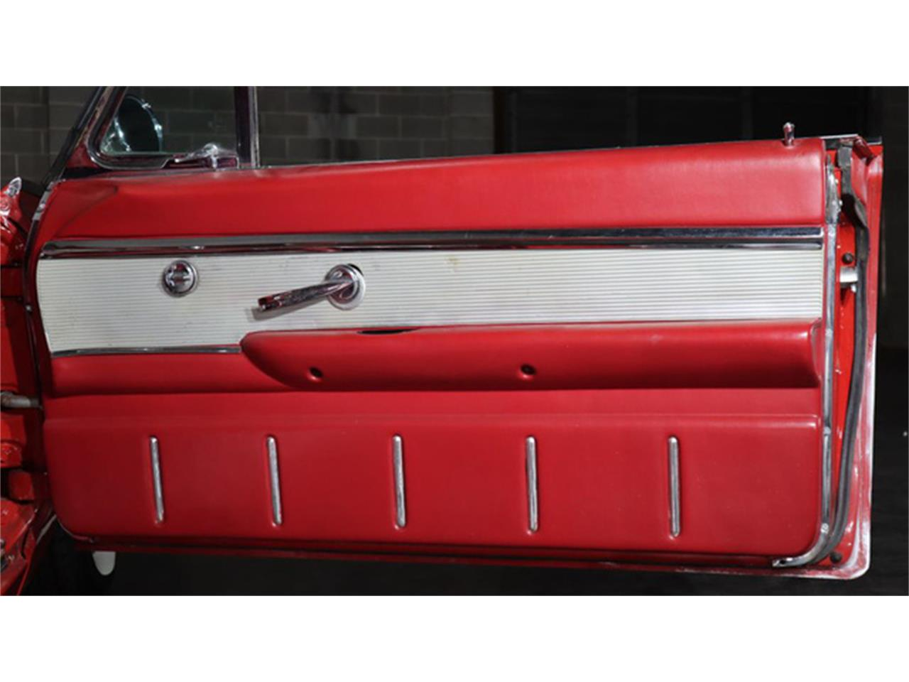 1962 Ford Thunderbird (CC-1363322) for sale in Jackson, Mississippi