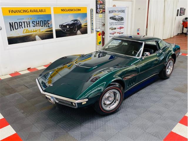 1968 Chevrolet Corvette (CC-1363328) for sale in Mundelein, Illinois