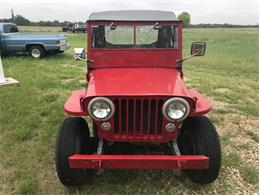 1946 Willys CJ2 (CC-1363332) for sale in Fredericksburg, Texas