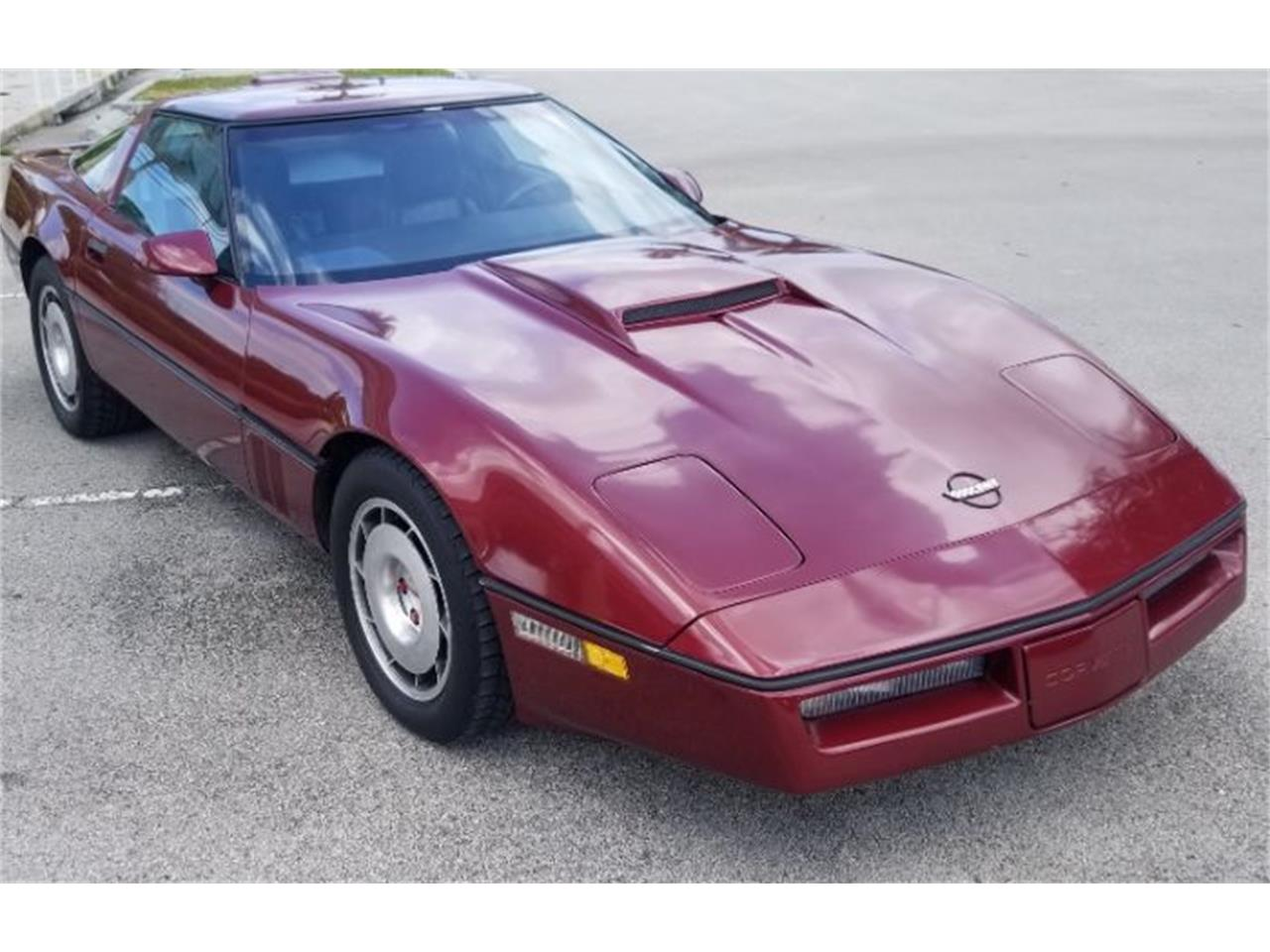 1986 Chevrolet Corvette (CC-1363339) for sale in Cadillac, Michigan