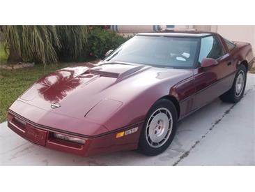 1986 Chevrolet Corvette (CC-1363339) for sale in Cadillac, Michigan