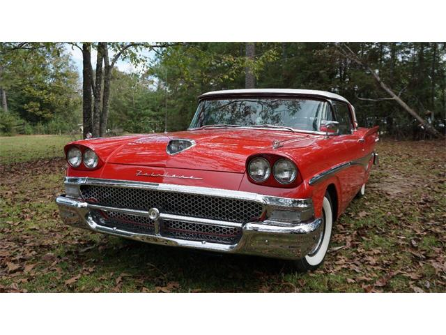 1958 Ford Fairlane 500 (CC-1360334) for sale in Franklinton, Louisiana